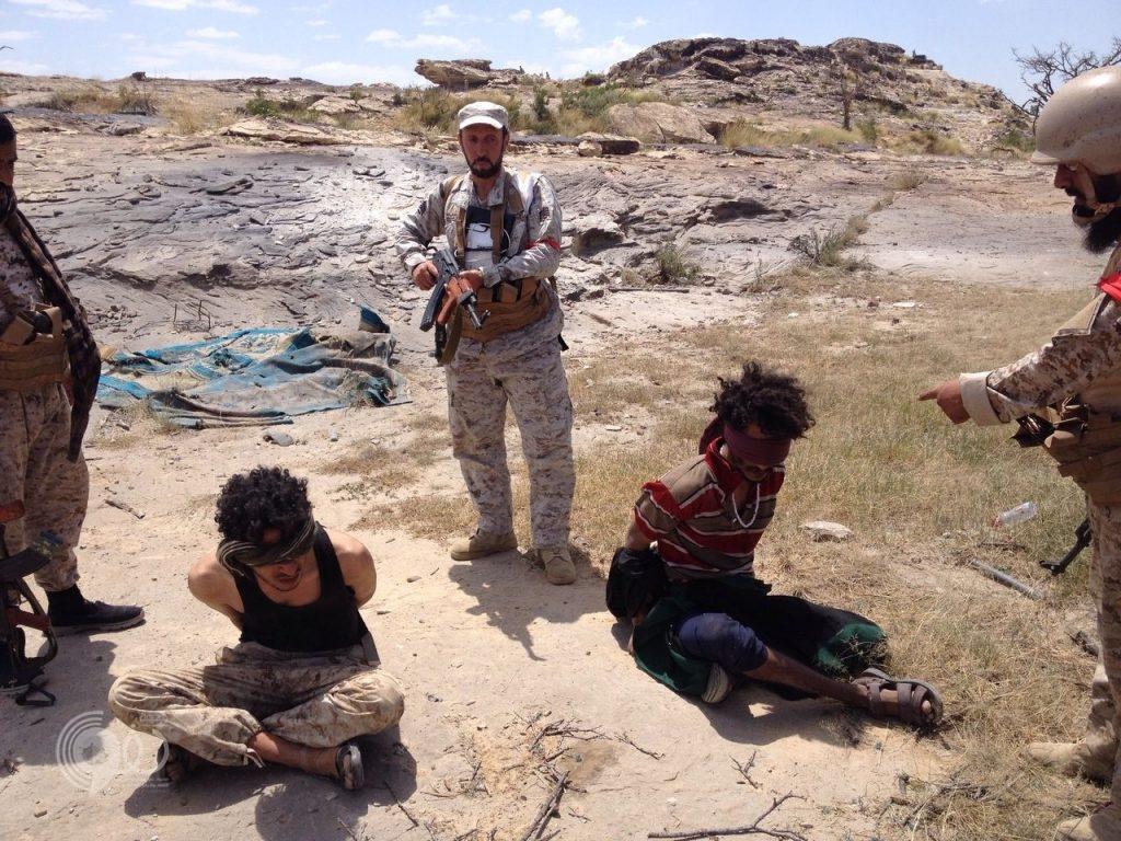 (أحداث ٤٨ ساعة الماضية) – شاهد بالصور والفيديو الجيش السعودي يَدك معاقل الحوثي
