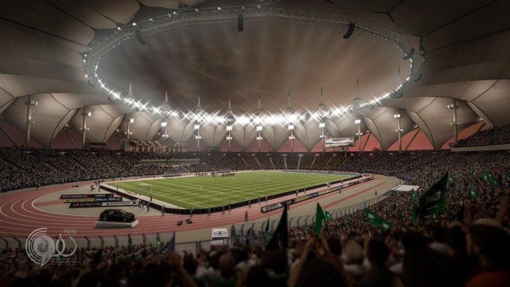 """رسميا.. المنتخب السعودي ضمن فرق لعبة """"فيفا 18"""""""