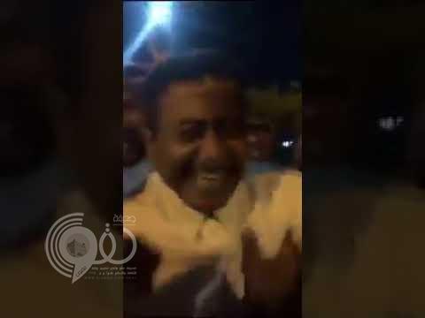 بالفيديو شاهد لحظة إلقاء ناصر القصبي في المسبح في حفل زواج ابن أخيه