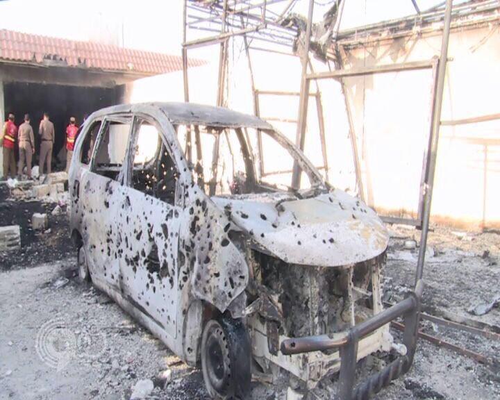 """أحدهم فجر نفسه .. """"أمن الدولة"""" تعلن تفاصيل القبض على خلية إرهابية مرتبطة بتنظيم داعش"""