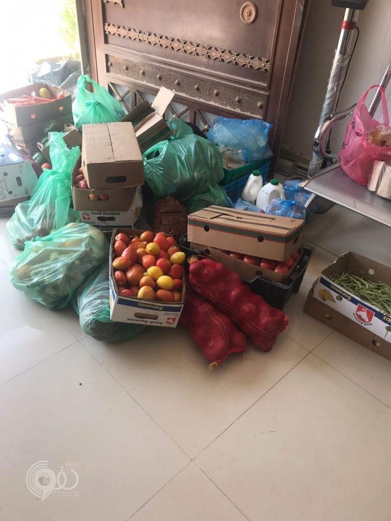 بلدية العارضة تنفذ جولات رقابية على المحال والمطاعم.. صور