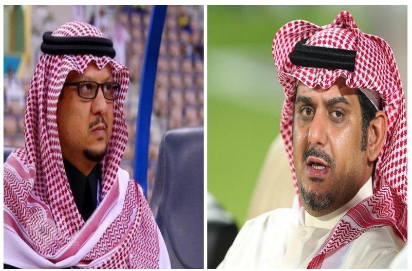 """تغريدة لـ """"وليد الفراج"""" تضع علامات استفهام عن احتمالية إعفاء رئيسي نادي النصر والهلال"""