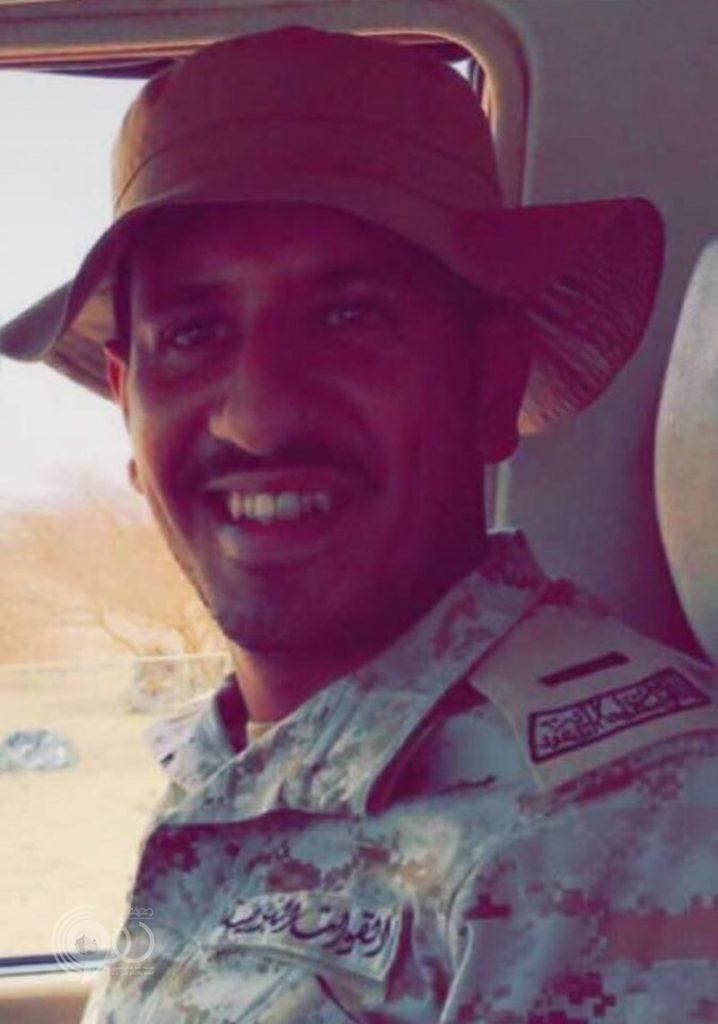 """""""الحارثي"""" شهيداً أثناء مواجهة مع العدو الحوثي في مركز الربوعة"""