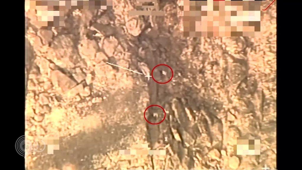 مشاهد لم تُعرض من قبل.. هكذا استدرجت قوات التحالف مليشيات الحوثي للكمين