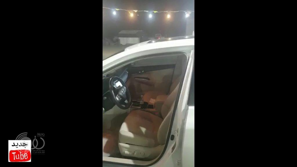 بالفيديو .. شاهد ماذا وجد مواطن بسيارته بعد شرائها من المزاد ؟
