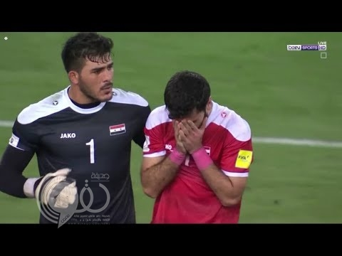 بالفيديو.. سوريا تغادر تصفيات كأس العالم بعد الخسارة أمام أستراليا بهدفين لهدف