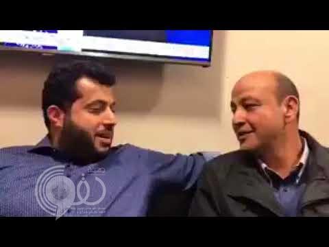 بالفيديو.. آل الشيخ يفاجئ جماهير السعودية بالكشف عن فريقه المفضل