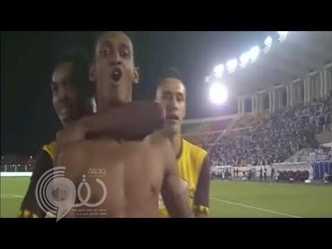 بالفيديو : أحد والنصر يتعادلان بهدفين لمثلهما