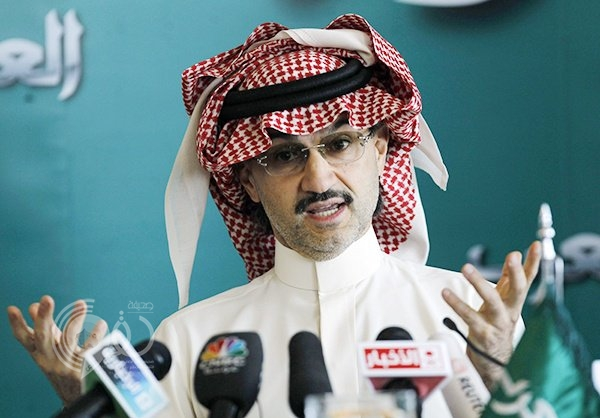 توقيف الوليد بن طلال يرفع الستار عن أشهر صفقاته مع الإسرائيليين