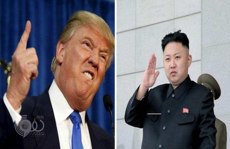 """حان وقت القوة.. ترامب يقرع طبول الحرب ضد كوريا الشمالية.. ويدعو """"روسيا والصين"""" لهذا الأمر!"""