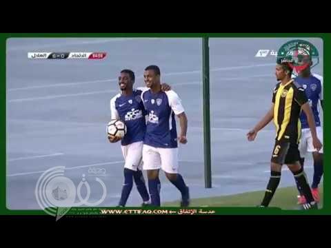 بالفيديو.. الهلال يكتسح الاتحاد 6-0 في نصف نهائي كأس الاتحاد السعودي للشباب