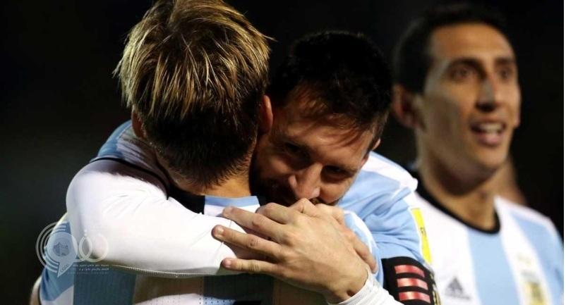 لهذا السبب.. منتخب الأرجنتين يطلب مواجهة الأخضر !!