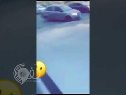 شرطة الرياض تطيح بمفحطين اصطحبا فتاةً غير محتشمة.. وهذا ماكشفته عنهم! – فيديو