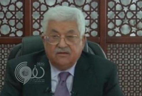 أول تعليق للرئيس الفلسطيني على خطاب ترامب