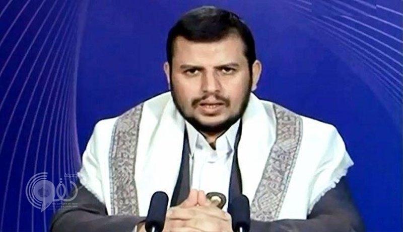 """""""ارحل.. الشعب كلُه ضدك"""".. هتافات مدوية بصنعاء أثناء خطاب """"الحوثي"""""""