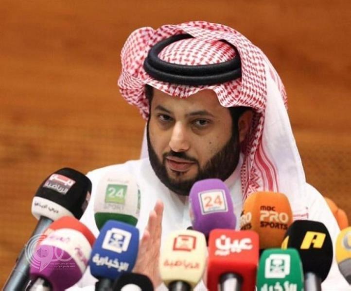"""تركي آل الشيخ يوضح حقيقة انسحاب المنتخب السعودي من """"خليجي 23"""""""