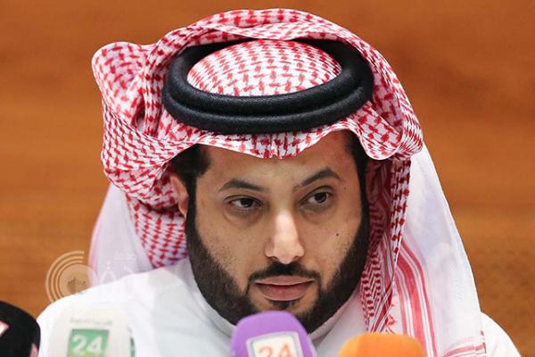 تركي آل الشيخ رئيسًا للاتحاد العربي لكرة القدم بالتزكية