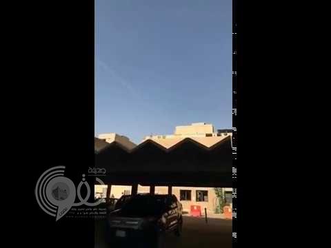 عاجل.. اعتراض صاروخ باليستي جنوب مدينة الرياض (فيديو)
