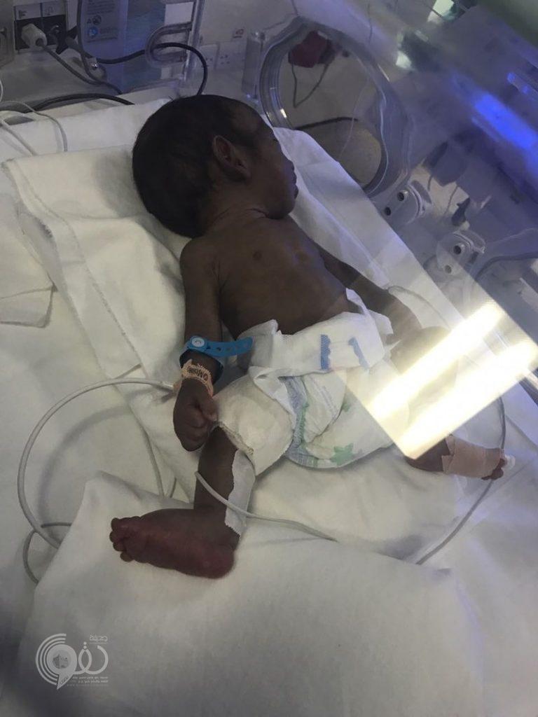 مواطن يرفض استلام ابنه المولود حديثاً ويطلب تدخل الوزير !!