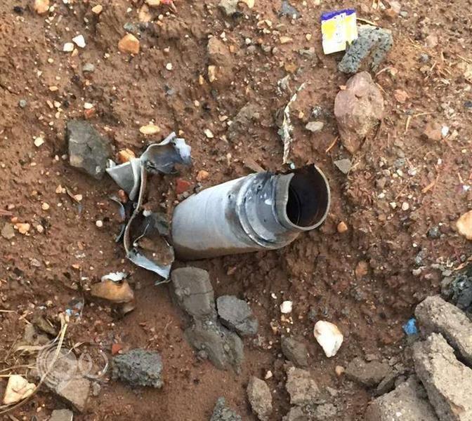 """جازان: وفاة باكستاني وتضرر منازل إثر سقوط شظايا مقذوفات أطلقها الحوثيون على """"الحرث"""""""