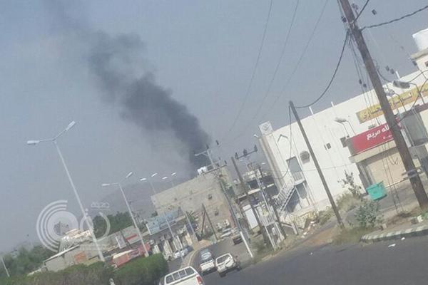 مصادر أمنية توضح حقيقة مقذوفات الحوثي على العارضة