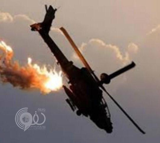 قيادة قوات التحالف تعلن سقوط طائرة مقاتلة سعودية .. وتكشف عن مصير طاقمها