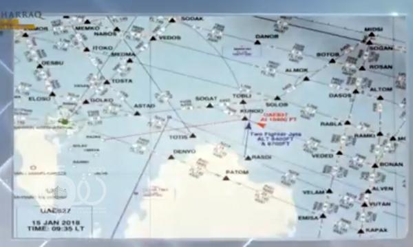 بالفيديو.. البحرين تكذب الادعاءات القطرية وتعرض تفاصيل اعتراض طائرتي الإمارات