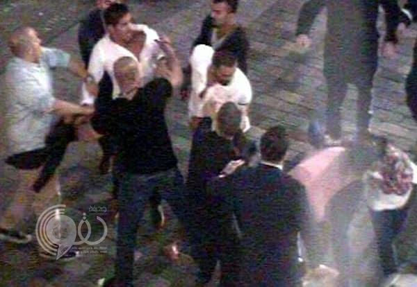 نجل مليونير كويتي يعتدي على أمير سعودي ويٌفقده أسنانه في لندن