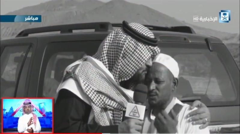 بالفيديو.. النعمي يحكي تفاصيل مقتل زوجته و6 من أبنائه في حادث مروري