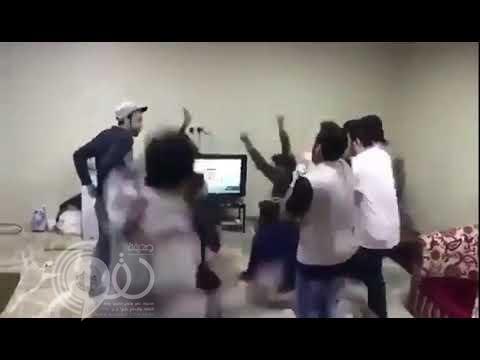 شاهد ردة فعل طلاب بعد الأمر الملكي بزيادة المكافأة.. فيديو