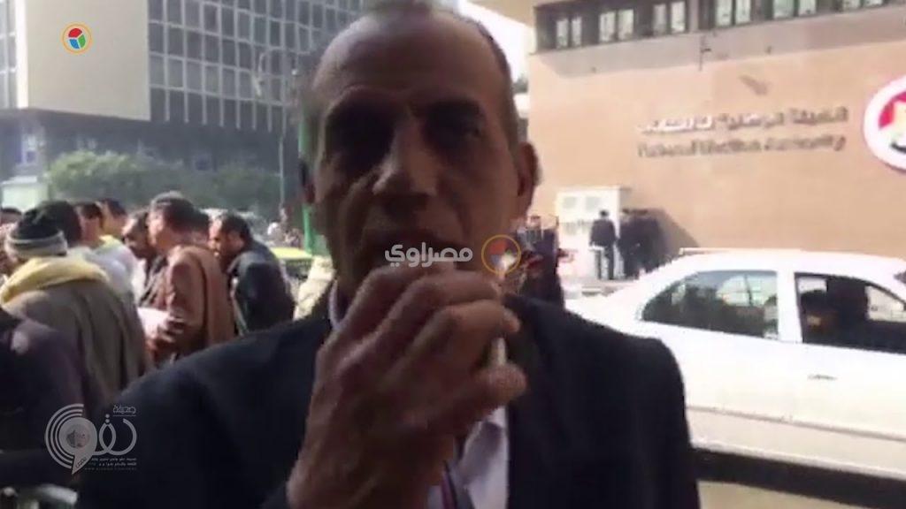 """بالفيديو .. مصري يرغب في الترشح للرئاسة: """"هخلي القدس عاصمة لمصر"""""""