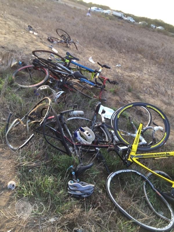 إمارة جازان تعزي أُسَر لاعبي فريق الدراجات بنادي اليرموك