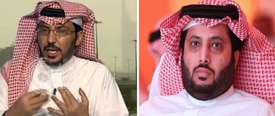 آل الشيخ يباغت فهد الروقي برد على تغريدة أثارت جدلا.. والأخير يوضح