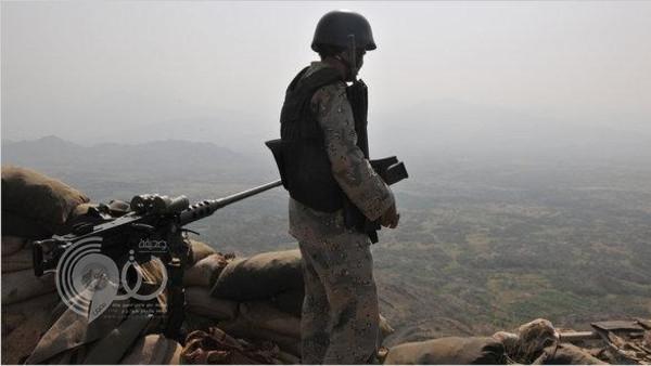 القوات السعودية تتصدى لمحاولة تسلل حوثية قبالة جازان