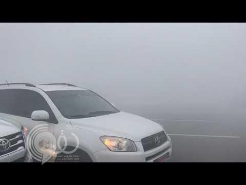 بالفيديو: شاهد حادث مروع بين 44 سيارة في الإمارات بسبب الضباب!