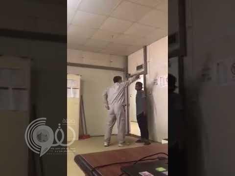 """بالفيديو: """"الموظف السعودي"""" يكشف ملابسات طرده من العمل.. وقرار صادم من الشركة ضده!"""