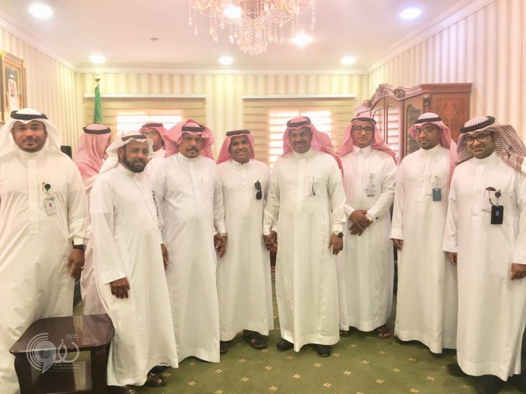 مدير عام صحة جازان يتفقد الخدمات الصحية بمحافظة بيش.. صور