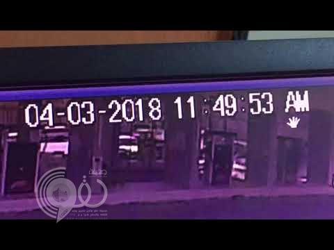 شاهد مسن ينقذ محطة وقود من كارثة محققة في تبوك.. فيديو