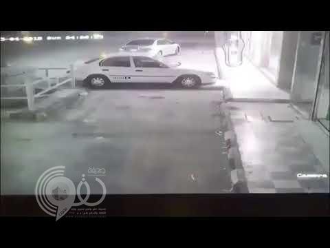 شاهد مطاردة مثيرة بين دورية أمنية ومشبوهين.. فيديو