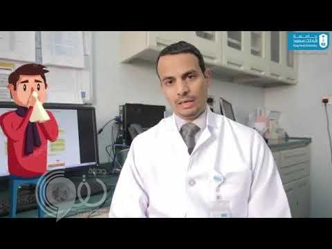 بالفيديو.. استشاري أمراض صدرية يوجه نصائح للوقاية من أضرار موجة الغبار