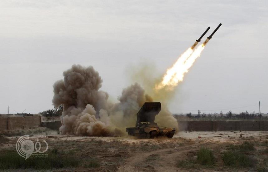 الدفاع الجوي يعترض صاروخاً باليستياً أطلقته ميليشيا الحوثي تجاه نجران