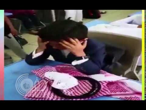 فيديو.. بكاء طلاب داخل أحد الفصول الدراسية يثير جدلا واسعا على مواقع التواصل!