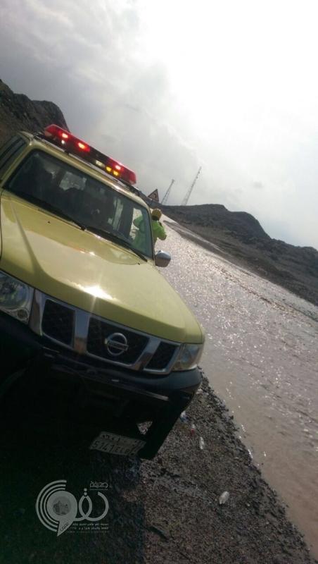 انتشال جثة طفلة سقطت في بئر عمقها 60 مترًا بنجران