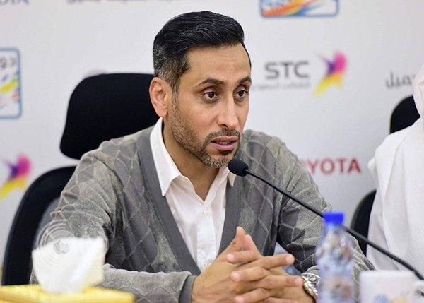 شاهد سامي الجابر يتنبأ بتولِّي رئاسة الهلال قبل 10 سنوات.. فيديو