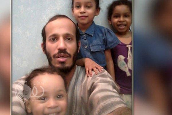 """شاهد .. أول صورة لـ """"ناحر بناته"""" الثلاث في مكة"""