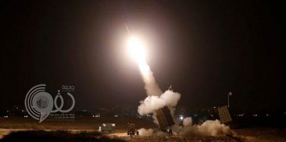 عاجل.. قوات الدفاع السعودية تعترض صاروخ باليستي حوثي فوق نجران