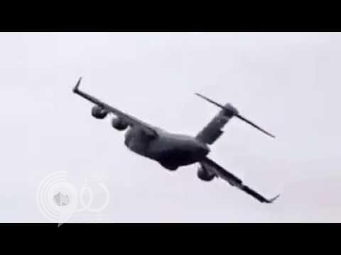 شاهد بالفيديو: لحظة تحطم الطائرة الجزائرية ووفاة 257 راكبًا