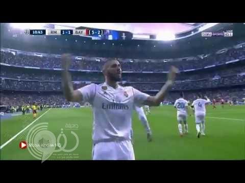 أبطال أوروبا: ريال مدريد إلى النهائي الـ3 على التوالي