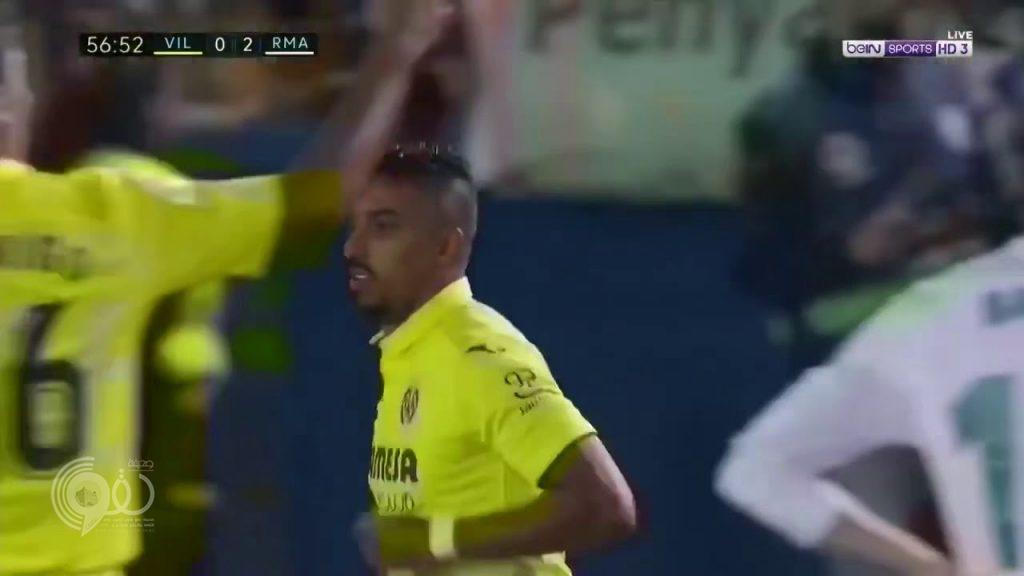 بالفيديو.. أول ظهور لسالم الدوسري مع فريقه أمام ريال مدريد