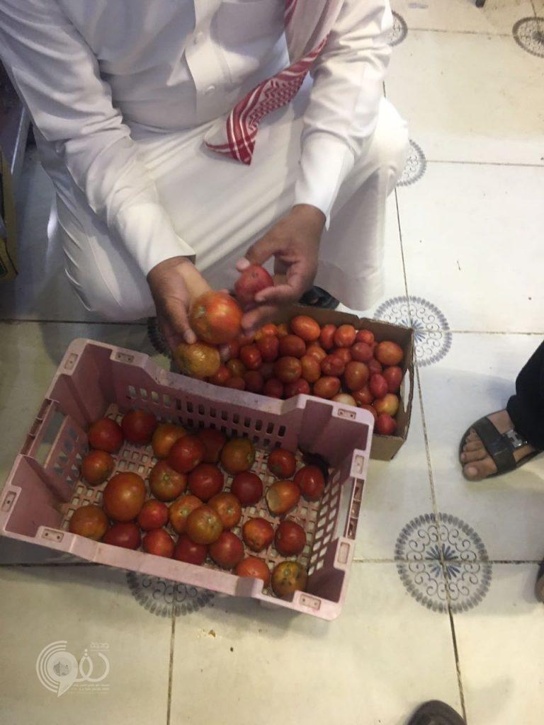 بلدية الريث تكثف من نشاطها الرقابي على  محلات بيع المواد الغذائيه.. صور